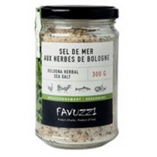Favuzzi Bologna Herbal Sea Salt - 300g