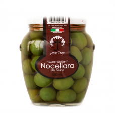 Jesse Tree Sweet Sicilian Nocellara Olives - 580 ml