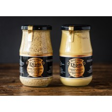 Marquis Dijon Prepared Mustards 175ml