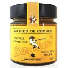 Favuzzi Smoked Maple Baseball Mustard - 253gm