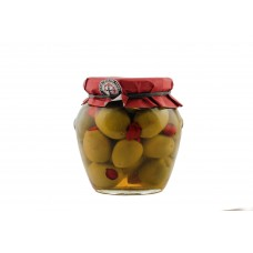 Torremar  Fiery Hot Peri Peri Stuffed Olives - 580 ml
