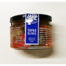 Torremar Smoked Tapas Olives - 280 gm