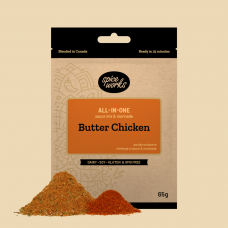 Spice Works All-in-one Butter Chicken