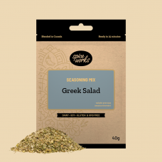 Spice Works Greek Salad Mix
