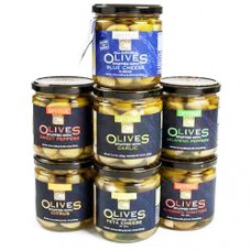 Divina Stuffed Olives 375ml
