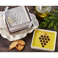 Vineyard Select Oil and Vinegar Dipping Plate
