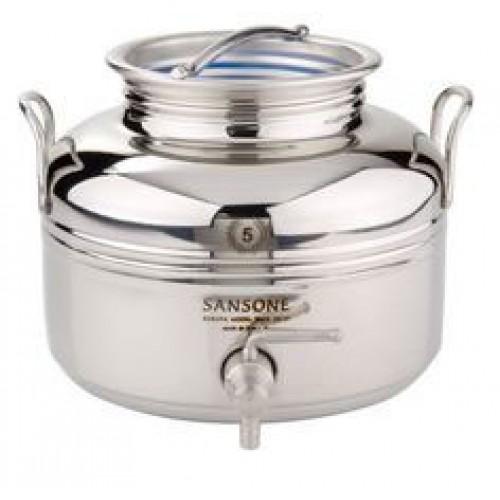 Sansone Stainless Steel Fusti
