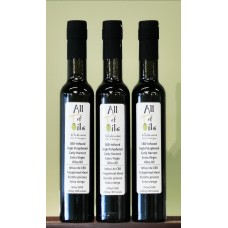 CBD Infused Early Harvest Robust Intensity Extra Virgin Olive Oil - 200ml