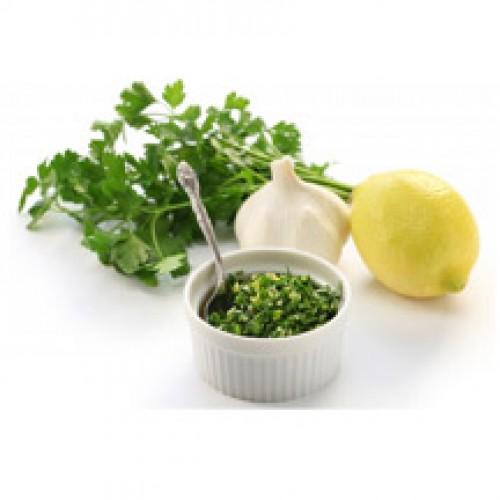 Gremolata Infused Extra Virgin Olive Oil