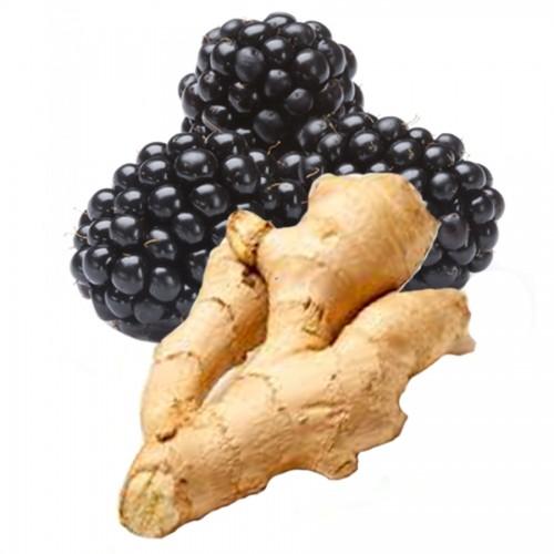 Blackberry-Ginger Balsamic Condimento